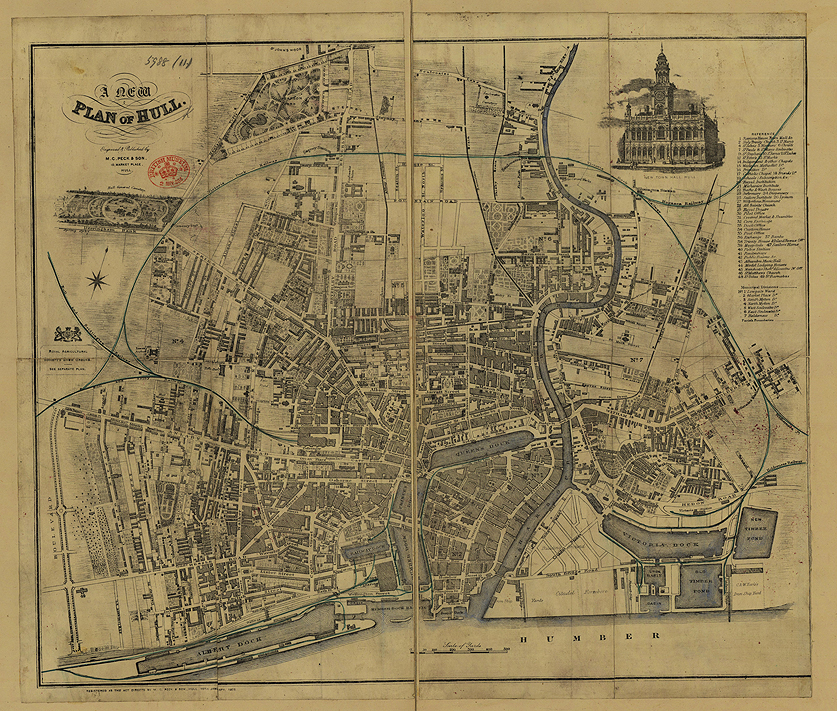 A New Plan of Hull
